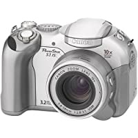 Canon PowerShot S1 IS 3.2 MP Digital Camera with 10x Image Stabilized Optical Zoom Basic Intro Review Image