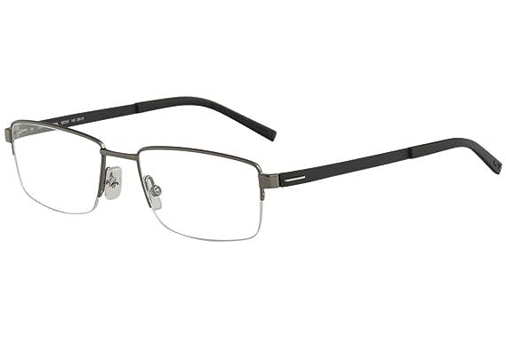 28f15b51da Image Unavailable. Image not available for. Color  Morel Men s Eyeglasses  Lightec ...