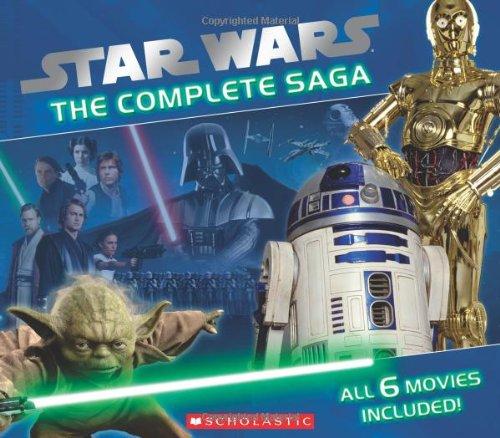 Price comparison product image Star Wars: The Complete Saga