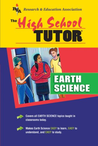 High School Earth Science Tutor (High School Tutors Study Guides)