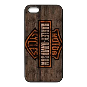 Harley Davidson iPhone 4 4s Cell Phone Case Black&Phone Accessory STC_140288