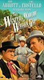 Abbott & Costello: Wistful Widow of Wagon Gap [VHS]