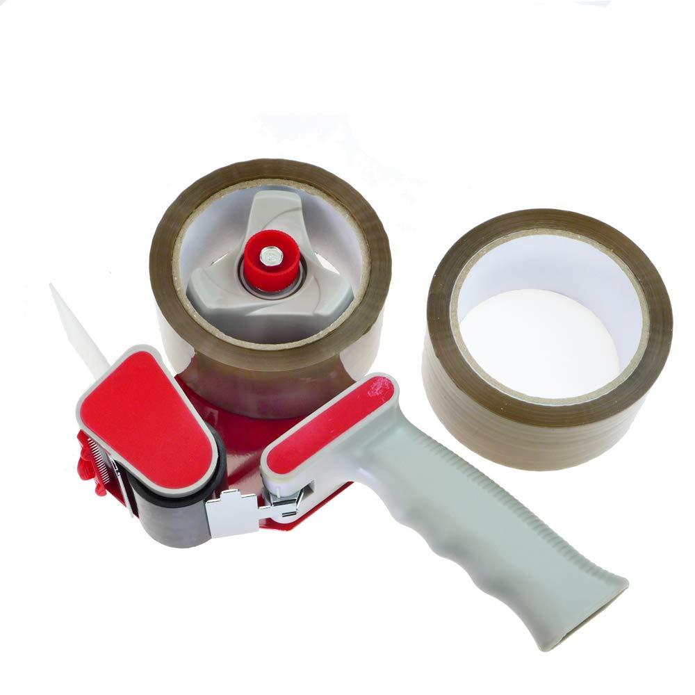 Rotix devanadora Pack 2/rollos de 66/m x 50/mm | handabroller en herramientas de calidad