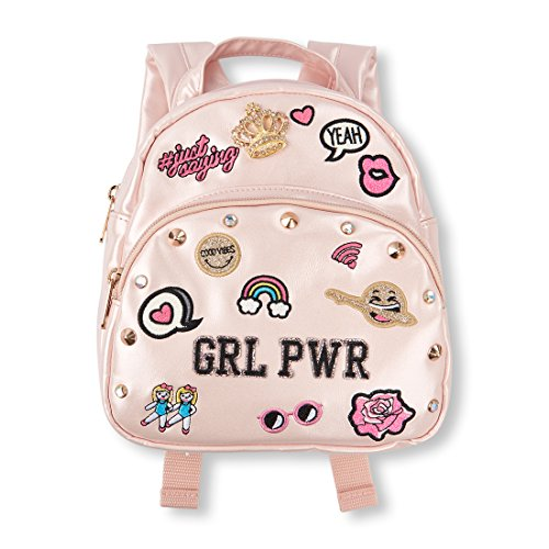 The Children's Place Big Girls' Backpack, Sweet Nothing 5361, NO Size from The Children's Place
