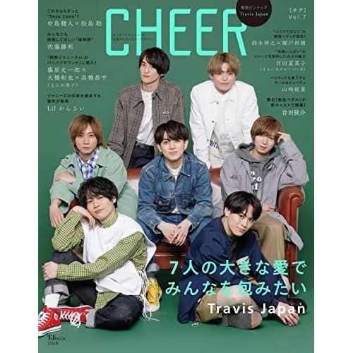 CHEER Vol.7 表紙画像