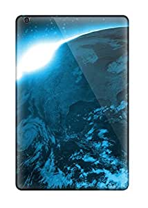 Anti-scratch And Shatterproof Sunrise Over Planet Phone Case For Ipad Mini/mini 2/ High Quality Tpu Case