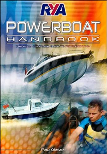 Book RYA Powerboat Handbook