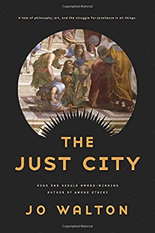 book cover of The Just City