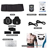 SUNMAS Electric Ab Belt for Women and Men