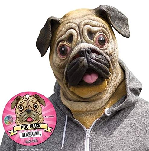Accoutrements Pug Mask ()