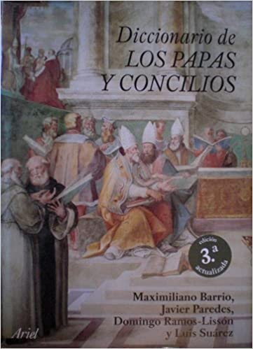 Diccionario de los Papas y Concilios