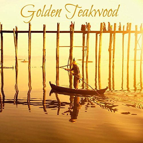 Pack of 1, 5 Lb. Fragrance Oil Golden Teakwood Scent, Phthalate Free & Skin Safe by Generic