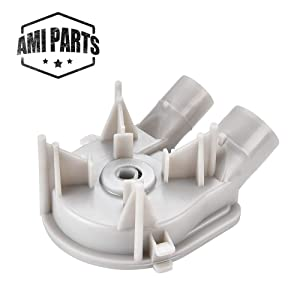 AMI PARTS WATER DRAIN PUMP Appliance Replacement Parts 3363394 Exact Fit WHIRLPOOL KENMORE Washer