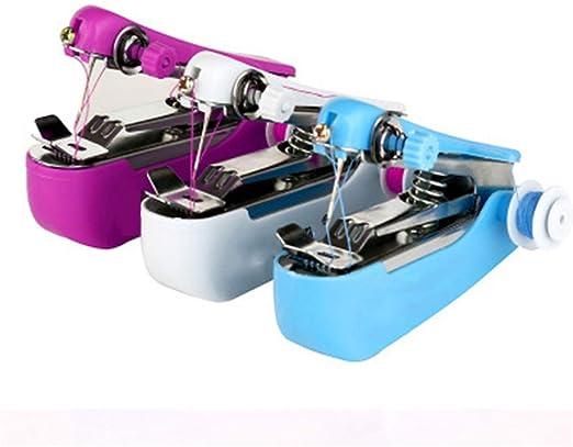Nicole Knupfer 1 pieza máquina de coser portátil Mini máquina de ...
