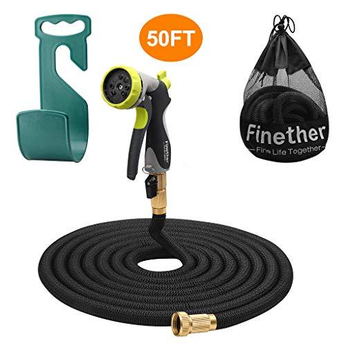 3 4 garden hose fittings - 3