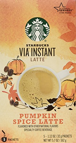 Starbucks VIA® Ready Brew Pumpkin Spice Latte (Pack of 2)