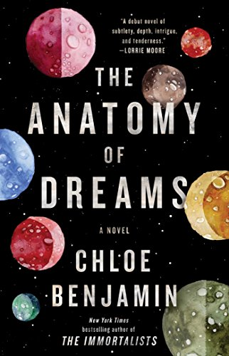 The Anatomy of Dreams: A Novel (Best Lucid Dream Stories)