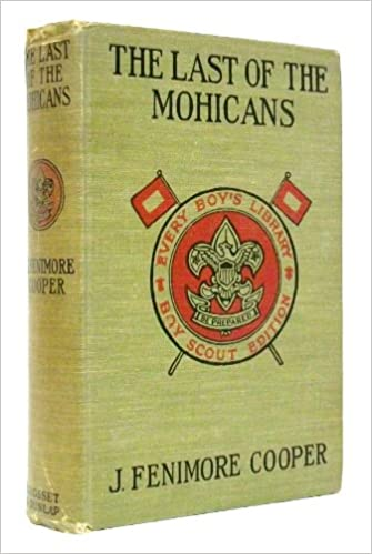 Amazon.com: The Last of the Mohicans (Boy Scout Edition): J ...