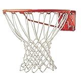 Champion Sports Non-Whip Basketball Nets, White - Multiple Sizes
