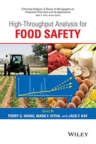 High Throughput Analysis for Food Safety (Chemical Analysis: A Series of Monographs on Analytical Chemistry and Its Applications)
