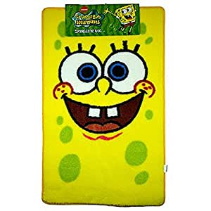 Amazon.com: Oficial Spongebob Squarepants Childrens Alfombra ...