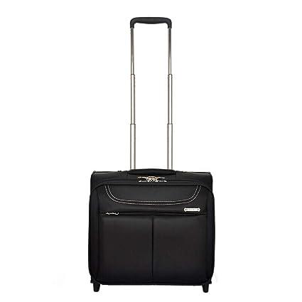 Maletín para computadora portátil con Ruedas para maletín de 16/18 Pulgadas Maletín Compacto para