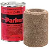 Parker Hannifin Corporation Replacement Filter-Drier Shell #Z-48