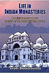 Life of Indian Monasteries Paperback