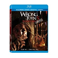 Wrong Turn 5: Bloodlines (Unrated) [Blu-ray] (2012)