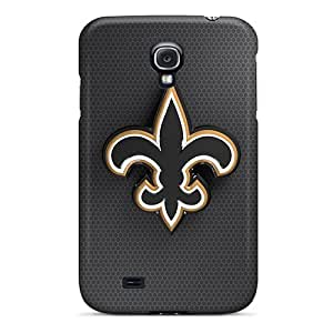 Durable Defender Case For Galaxy S4 Tpu Cover(new Orleans Saints)