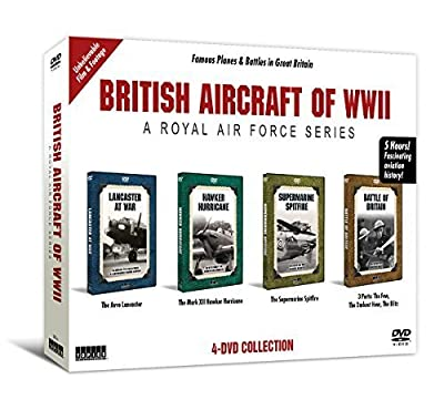 British Aircraft of WWII by Topics Entertainment