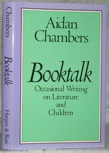 Pdf Reference Booktalk: Occasional Writing on Literature and Children