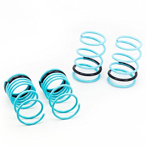 Godspeed TRACTION-S SPRINGS FOR Subaru WRX 2002-2003 (GD) bug eye gsp set kit