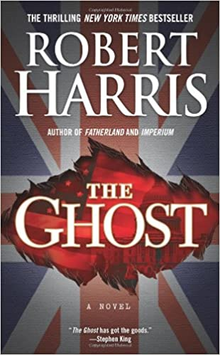 Robert harris ghost selbstbewusstsein aufbauen tipps