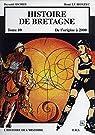 Histoire de Bretagne, tome 10 : De l'origine à 2000, l'histoire de l'histoire par Secher