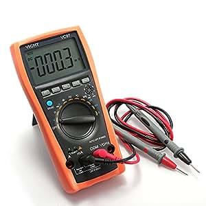 VICHY VC97 Auto Range Digital Multimeter Capacitance Resistance Tester