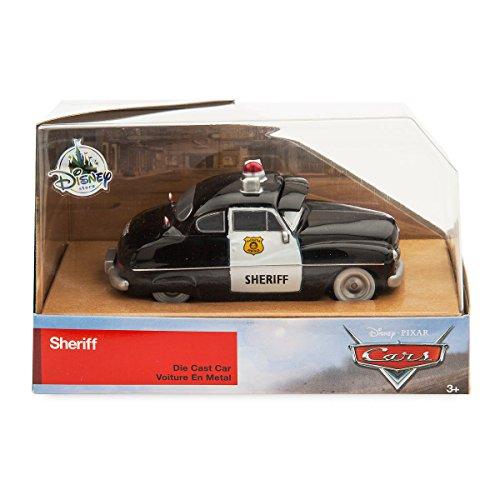 Disney / Pixar CARS Movie Exclusive 1:43 Die Cast Car Sheriff