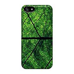 LBeaqdR6864YsZHL Case Cover Nature Plants Green Leaf Makro Case For Sam Sung Galaxy S5 Cover Case