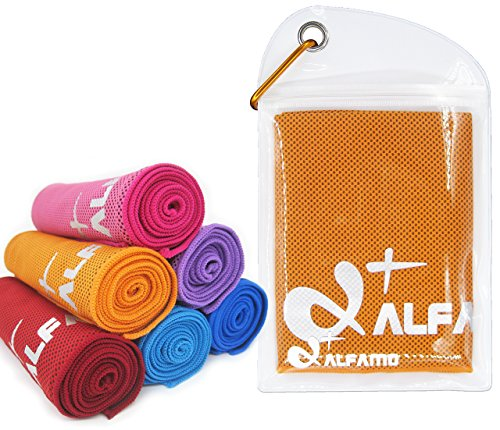 Towel Jam - Mesh Cooling Towel - 47