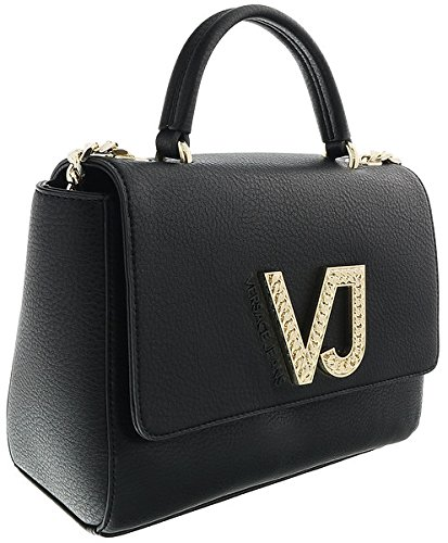 Versace EE1VRBBC6 Black Top Handle Bag for Womens for sale  Delivered anywhere in USA