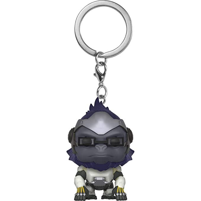 Amazon.com: Funko Winston: Overwatch x Pocket POP! Mini ...