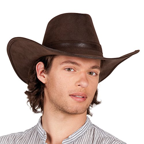 - Boland 04354Adult Hat Wyoming-Faux Leather