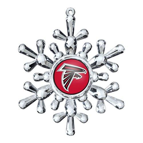 NFL Atlanta Falcons nowflake Ornament
