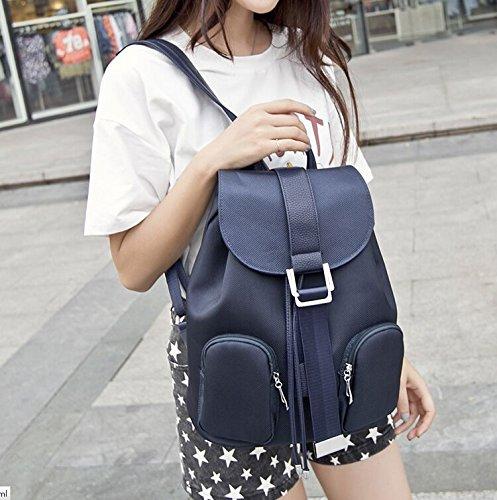 Damen Frauen Fashion Vintage Modisch Casual Vintage Haltbare Taschen Leder (C style)
