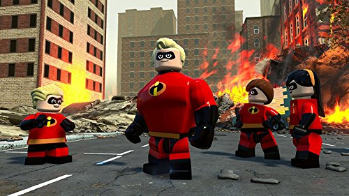 LEGO Disney Pixars The Incredibles - Xbox One
