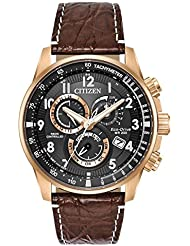 Citizen Eco-Drive AT4133-09E Mens Limited Edition PCAT Chronograph AT Watch