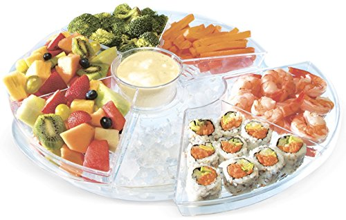 Kleeger Appetizer Serving Tray Platter product image