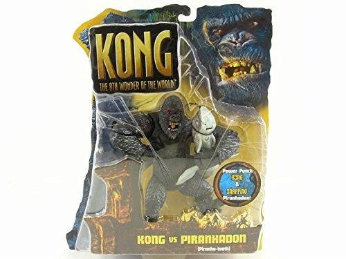 Kong Basic Figure: Kong Vs. Piranhadon 6