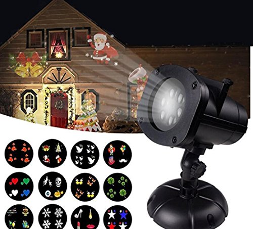 Outdoor Led Christmas Light Ideas in US - 9