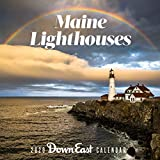 Books : 2020   Maine Lighthouses Wall Calendar